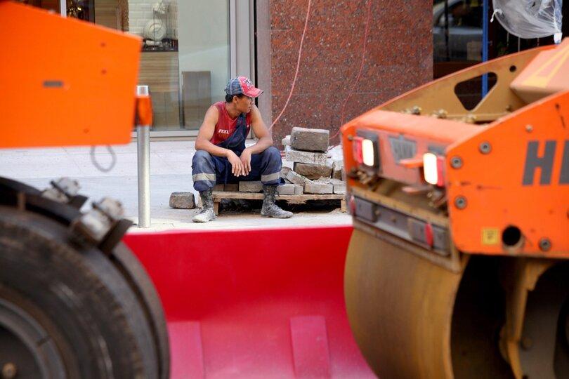 Москва заключила крупнейший контракт на закупку бетонных бордюров
