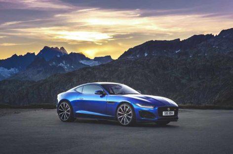 Jaguar Land Rover объявляет о старте продаж обновленного Jaguar F-TYPE в России