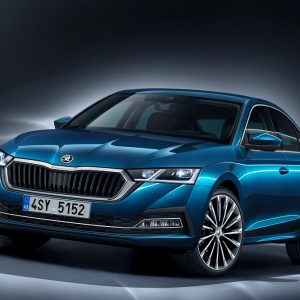 Škoda Octavia получает третью награду Red Dot