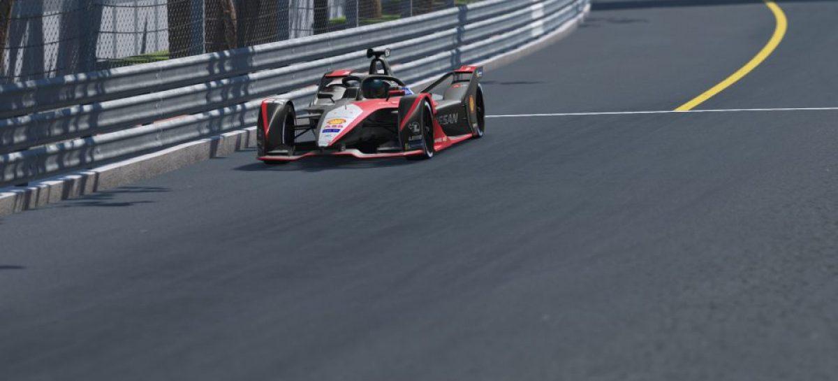 Nissan e.dams участвует в предсезонных тестах ABB Formula E Race at Home Challenge