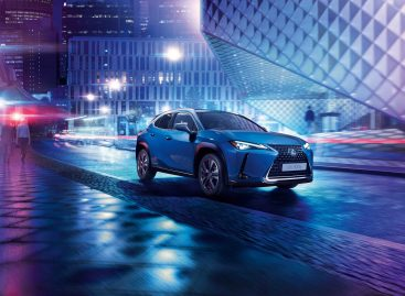 Весенние новинки Lexus 2020 года в Европе