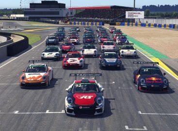 Мировой чемпионат Porsche Esports с участием лучших кибергонщиков