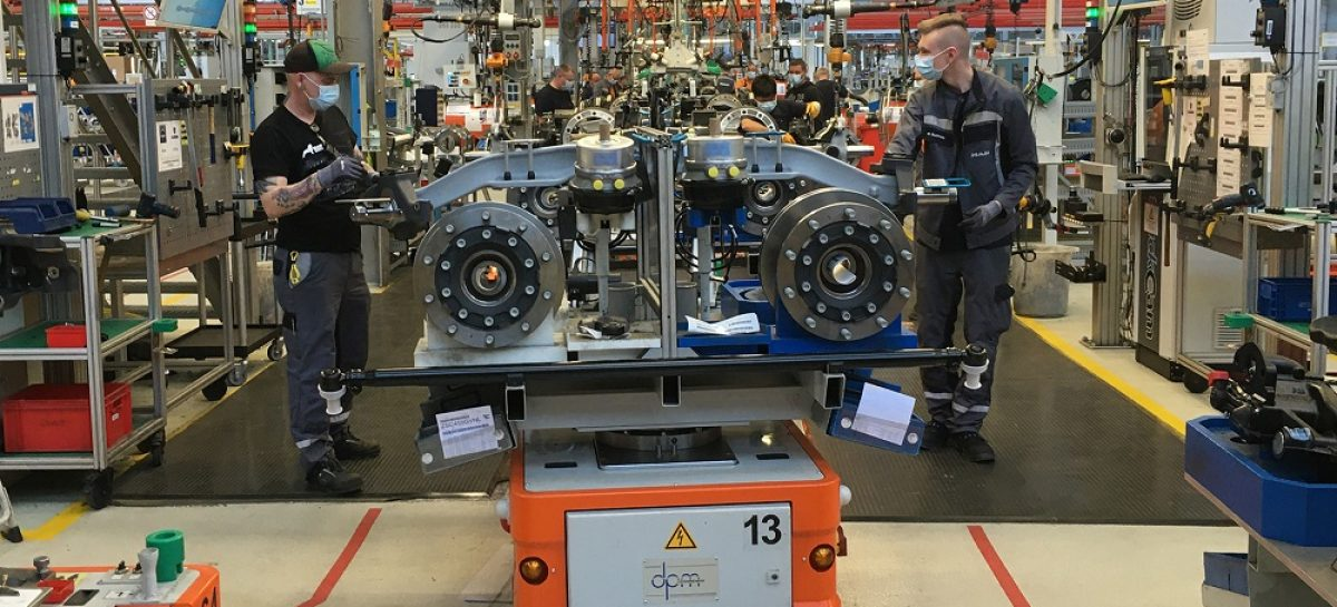 MAN планирует возобновить работу производственных площадок для автобусов и грузовых автомобилей