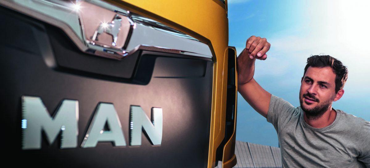 MAN изучил влияние пандемии на работу водителей грузового транспорта