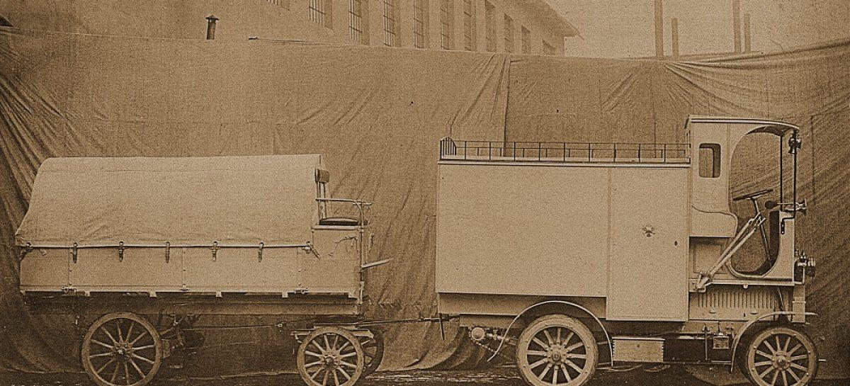 Малоизвестные модели в 125-летней истории Škoda Auto: грузовики и автобусы Černá Hora-Montenegro