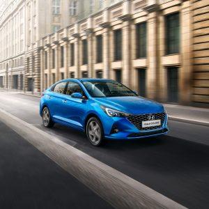 Hyundai представляет лимитированную серию Solaris Prosafety