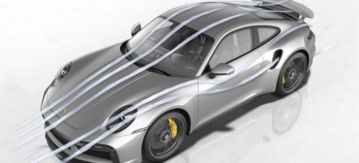 Новый Porsche 911 Turbo S
