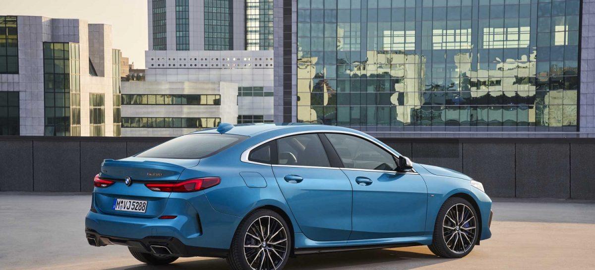 BMW лидирует в премиум-сегменте по итогам первого квартала 2020 года
