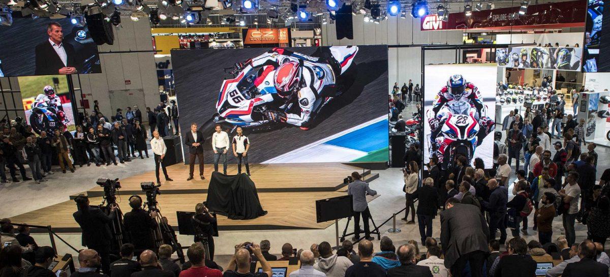 BMW Motorrad отказывается от участия в выставках Intermot и EICMA