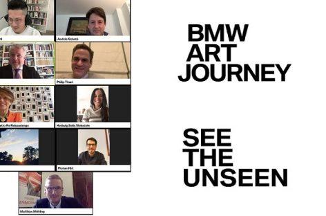Шорт-лист финалистов проекта BMW Art Journey