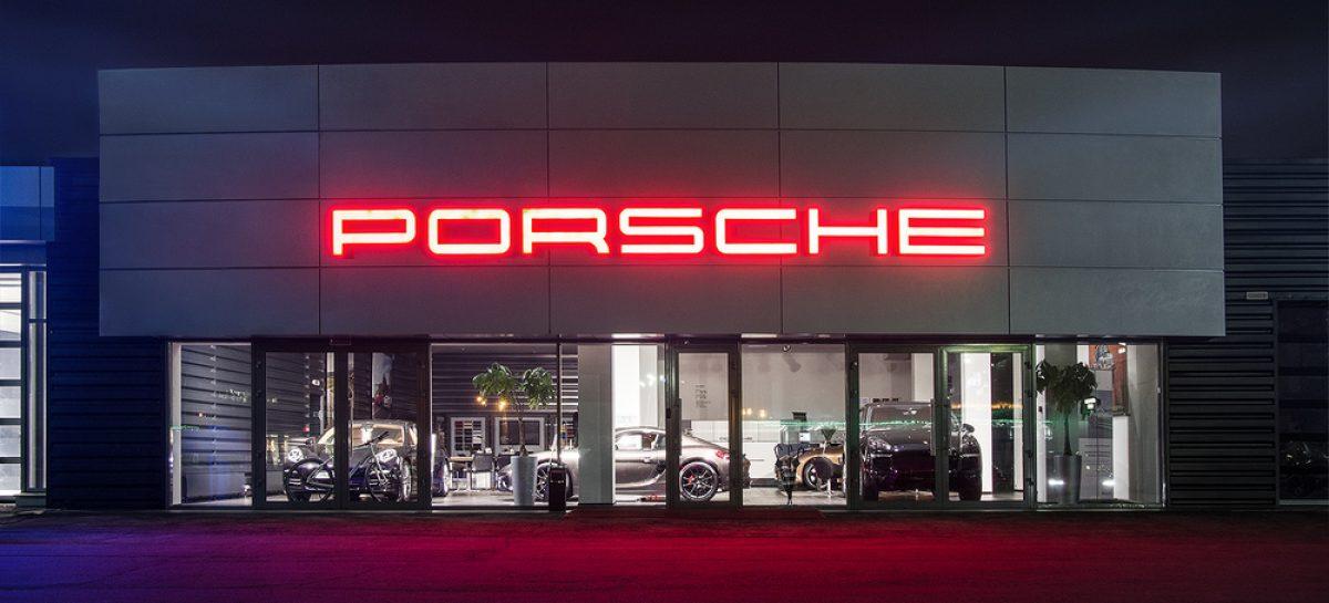 Объявлен лучший официальный дилер Porsche в России в области послепродажного обслуживания по итогам 2019 года