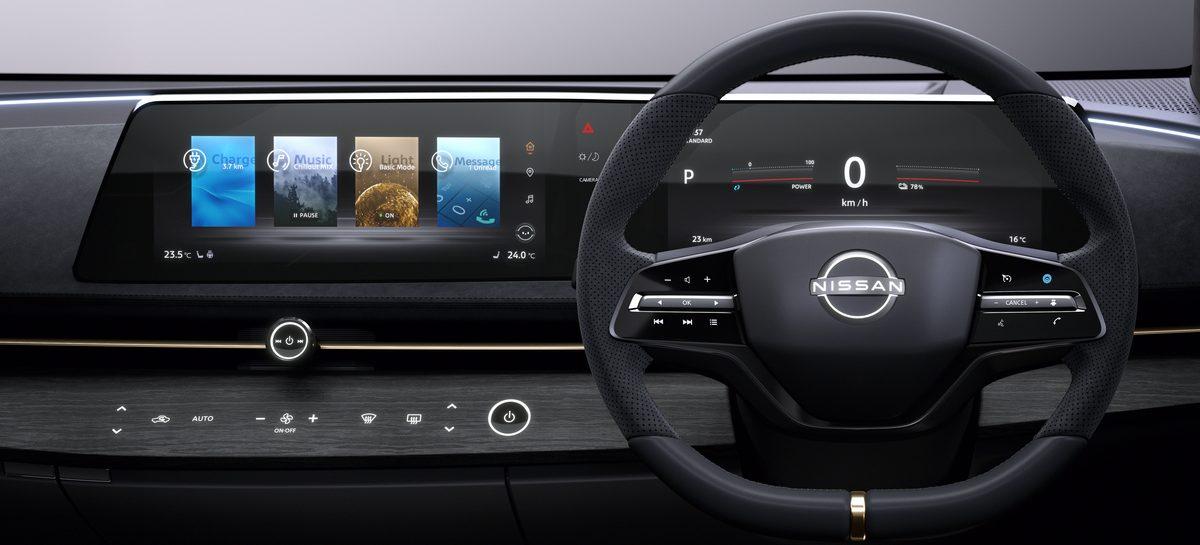 Почему Nissan сказал «нет» планшету