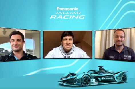 Видеоподкаст от Jaguar Racing предлагает погрузиться в мир электрических гонок