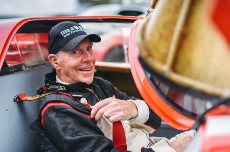 Porsche поздравляет легенду автоспорта Ричарда Эттвуда с 80-летием