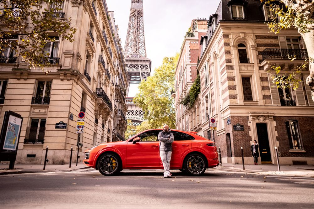 Porsche представляет документальный фильм Back 2 Tape