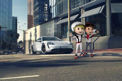 Porsche 4Kids: приятное разнообразие