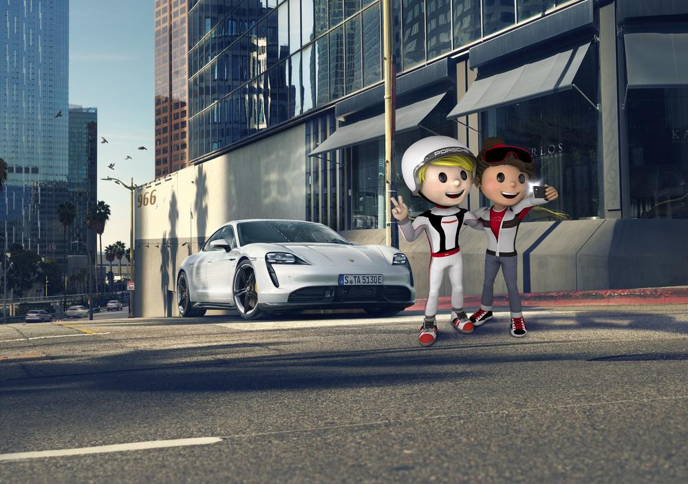 Porsche 4Kids