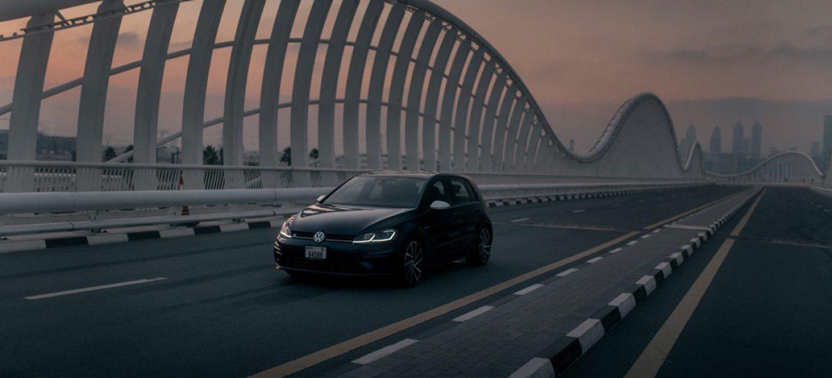 Таннер Фауст – амбассадор Volkswagen R