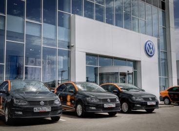 «Делимобиль» и Volkswagen против COVID-19