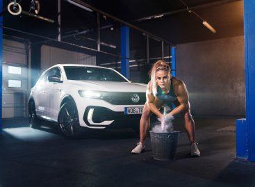 Подразделение Volkswagen R представляет нового амбассадора