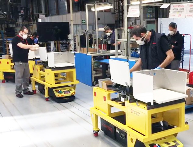 Компания Nissan вносит свой вклад в дело борьбы с COVID-19