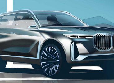 BMW выпустит кроссовер BMW X8 M
