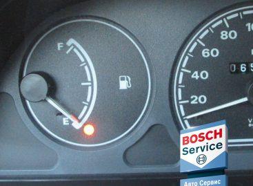Голодная диета для автомобиля, или есть ли смысл в езде «на лампочке»
