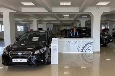 Subaru расширяет дилерскую сеть