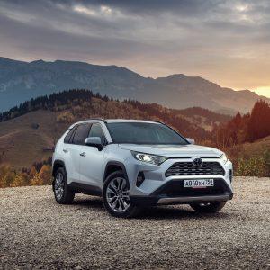 Продажи Toyota в первом квартале 2020 года выросли на 26,6%