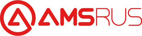 AMSRUS Logo Header