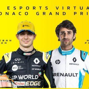Эстебан Окон впервые примет участие в виртуальном Гран-при Формулы-1