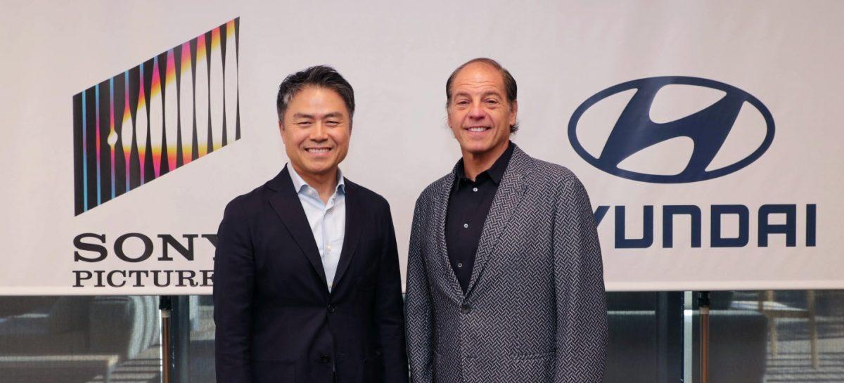 Hyundai и Sony Pictures договорились о стратегическом мультиформатном партнерстве