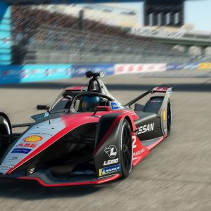 Команда Nissan e.dams завоевала первую победу в серии виртуальных гонок Формулы Е