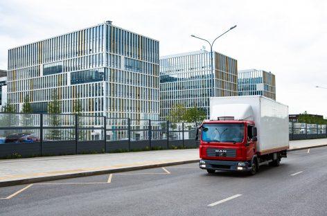 MAN совместно с Procter & Gamble доставила гигиенические наборы первой необходимости в московские больницы