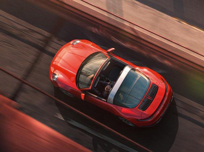 Porsche 911 Targa 4 2020