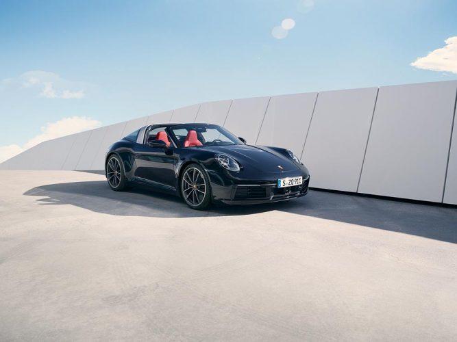 Porsche 911 Targa 4S 2020