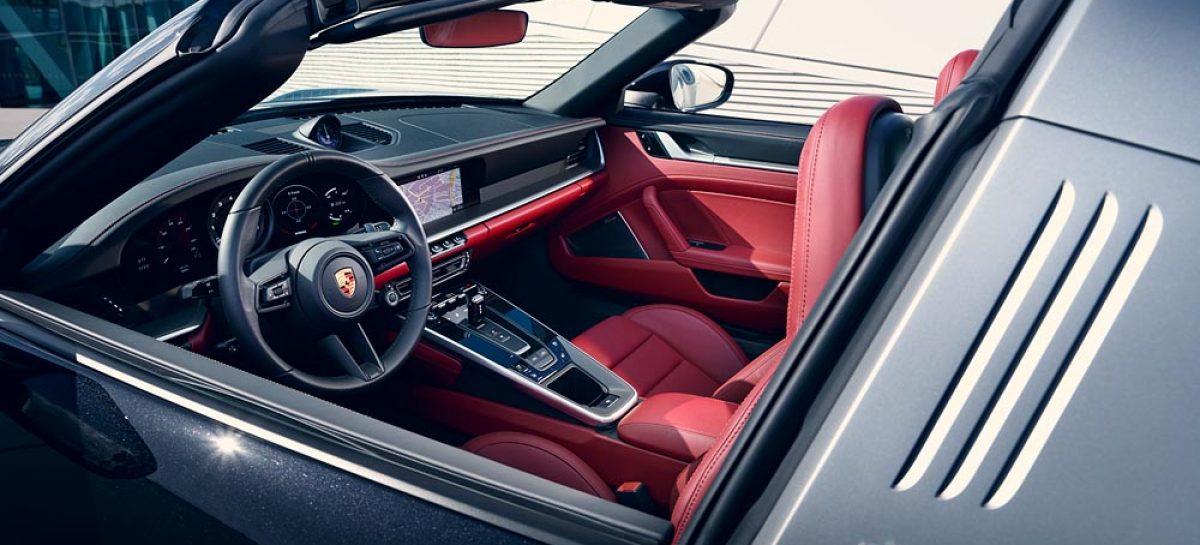Восьмое поколение иконы стиля семейства: новый Porsche 911 Targa