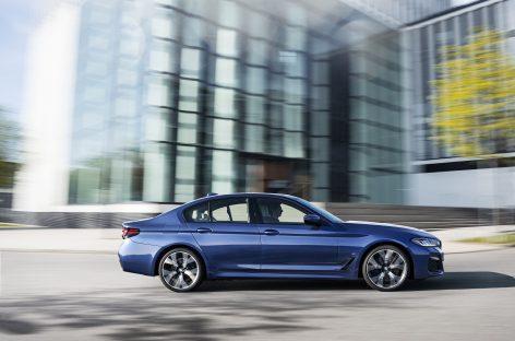 Бесплатное сервисное обслуживание на четыре года и новые рекомендованные розничные цены на автомобили BMW