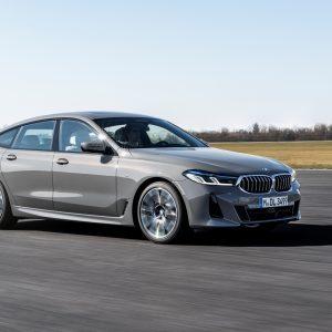 Новый BMW 6 серии GT - спортивный дизайн и комфорт