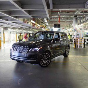 Как работает завод Jaguar Land Rover в Солихалле в условиях режима социальной дистанции