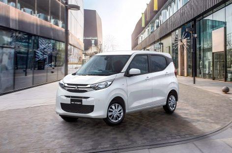 Mitsubishi eK X и eK фургон признаны наиболее безопасными автомобилями