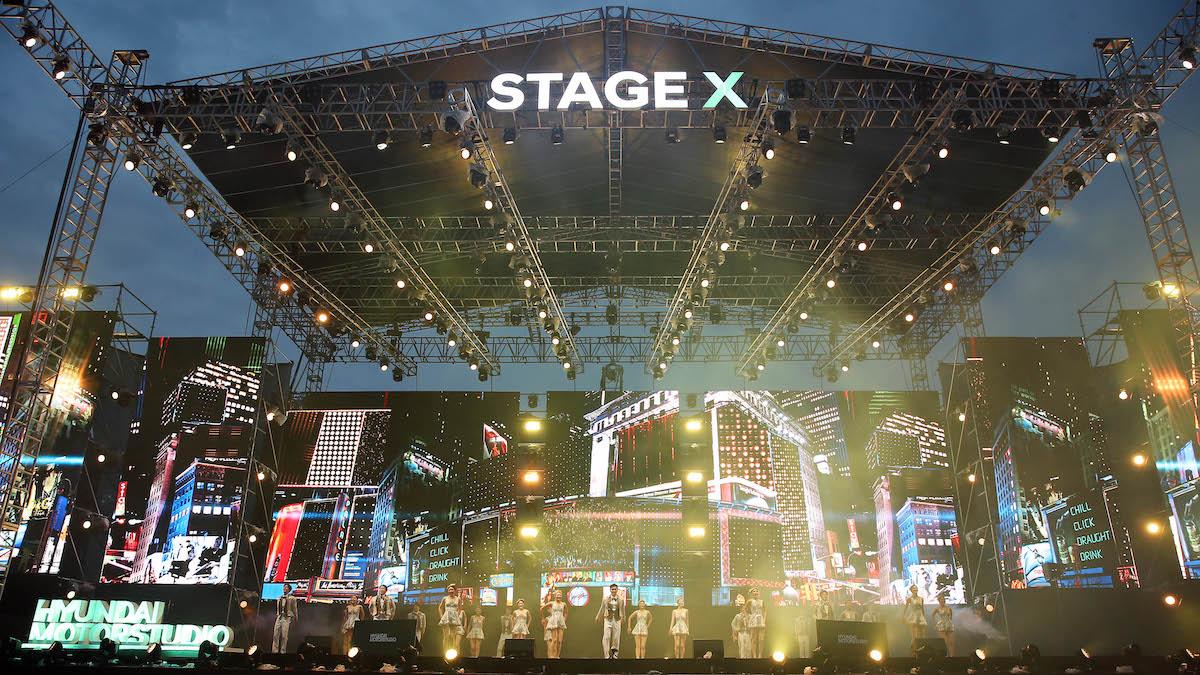 фестиваль Stage X
