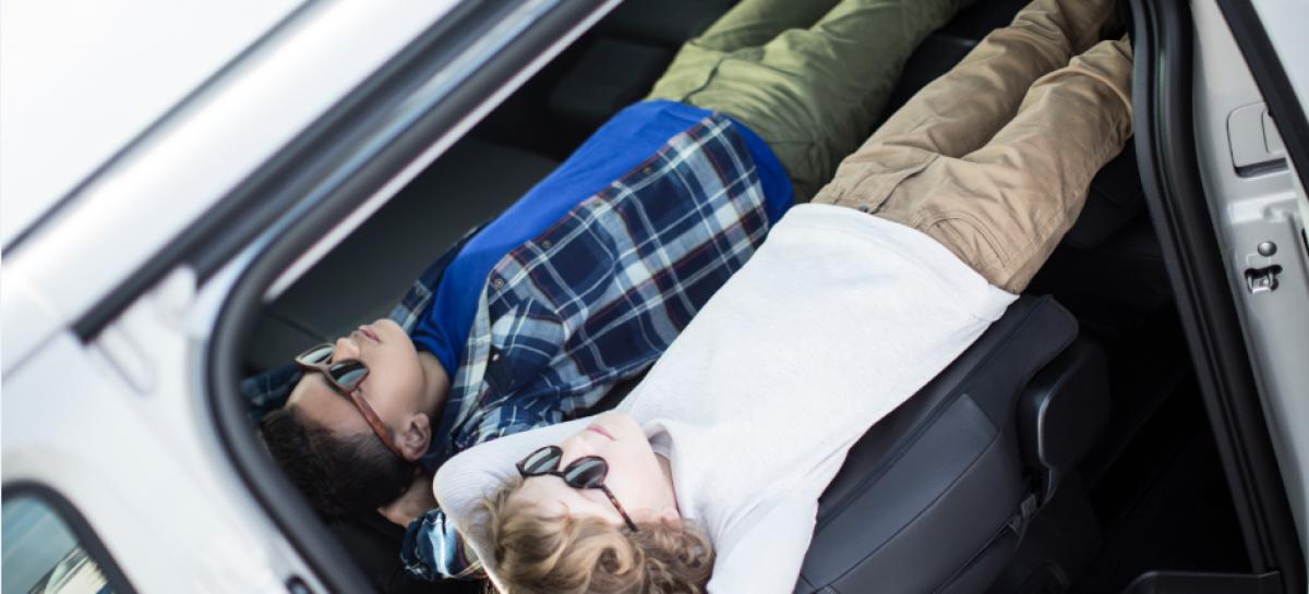 История комфорта Citroën эпизод 2: комфорт в салоне