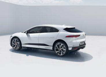 Jaguar выпустил серию видеороликов, раскрывающих секреты разработки дизайна электрического кроссовера I-PACE
