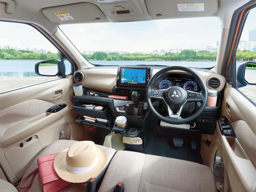 Mitsubishi eK фургон