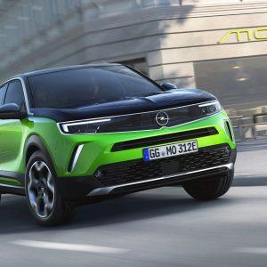 Новый Opel Mokka: электрический, динамичный, впечатляющий