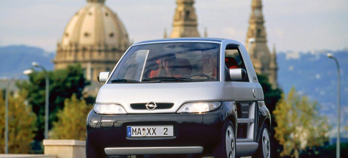 Юбилей трехцилиндрового двигателя от Opel