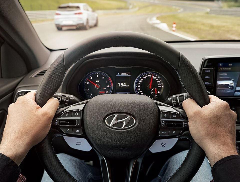 Программа Hyundai Driving Experience – уникальная возможность для ...