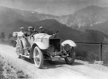 110 лет назад команда Skoda дебютировала и победила в Альпийском ралли