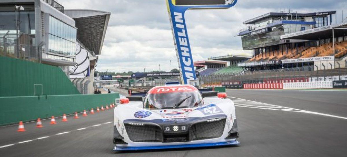 Michelin и Symbio стали участниками проекта MissionH24 для внедрения новейших технологий в автоспорт